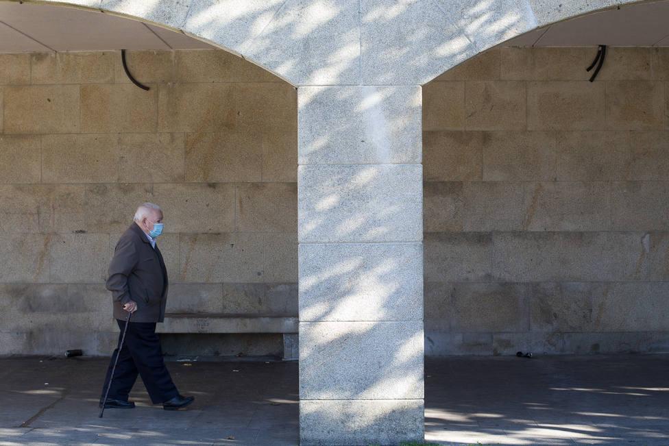 La caída del número de pensionistas por el virus