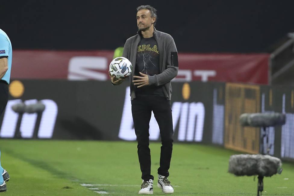 UEFA NATIONS LEAGUE: Spain v Germany