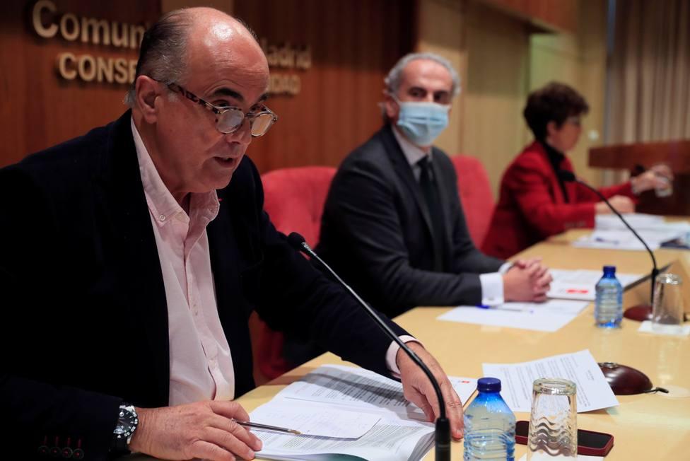 Madrid confirma nueve casos de la variante británica y estudia treinta más