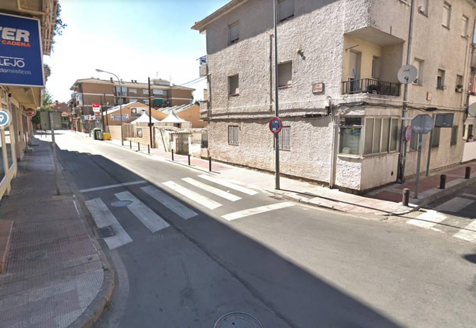 Barrio El Gorronal, Collado Villalba | FOTO: Google Maps