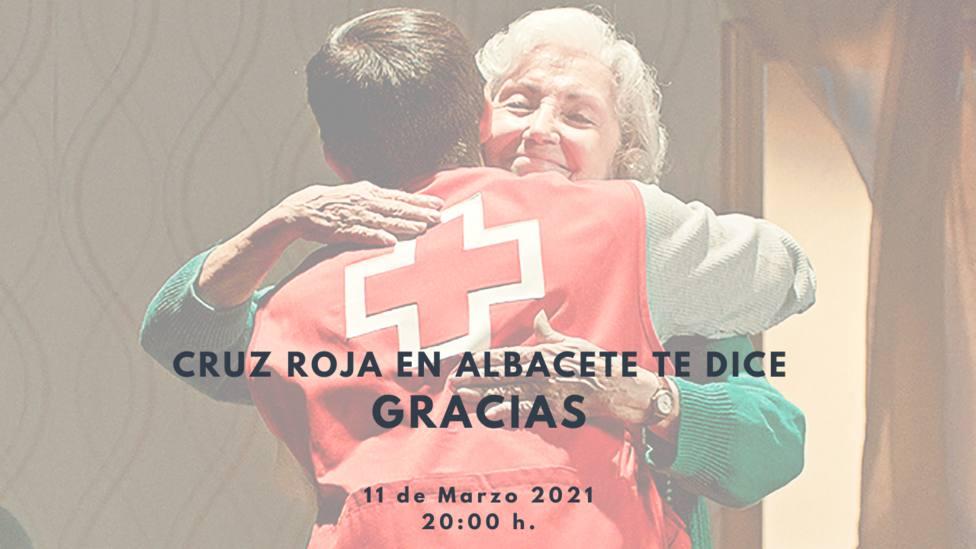 Cruz Roja de Albacete te da las gracias