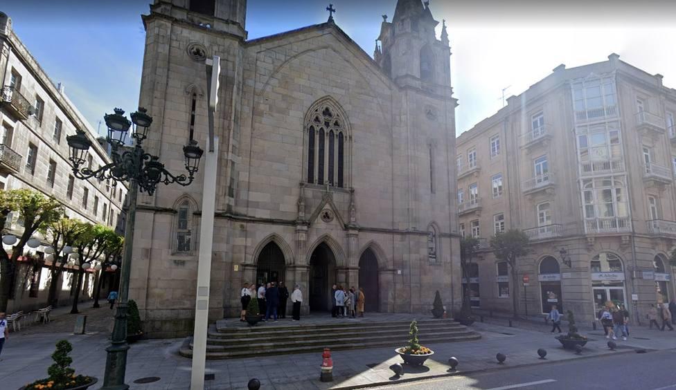 Santiago el Mayor Vigo