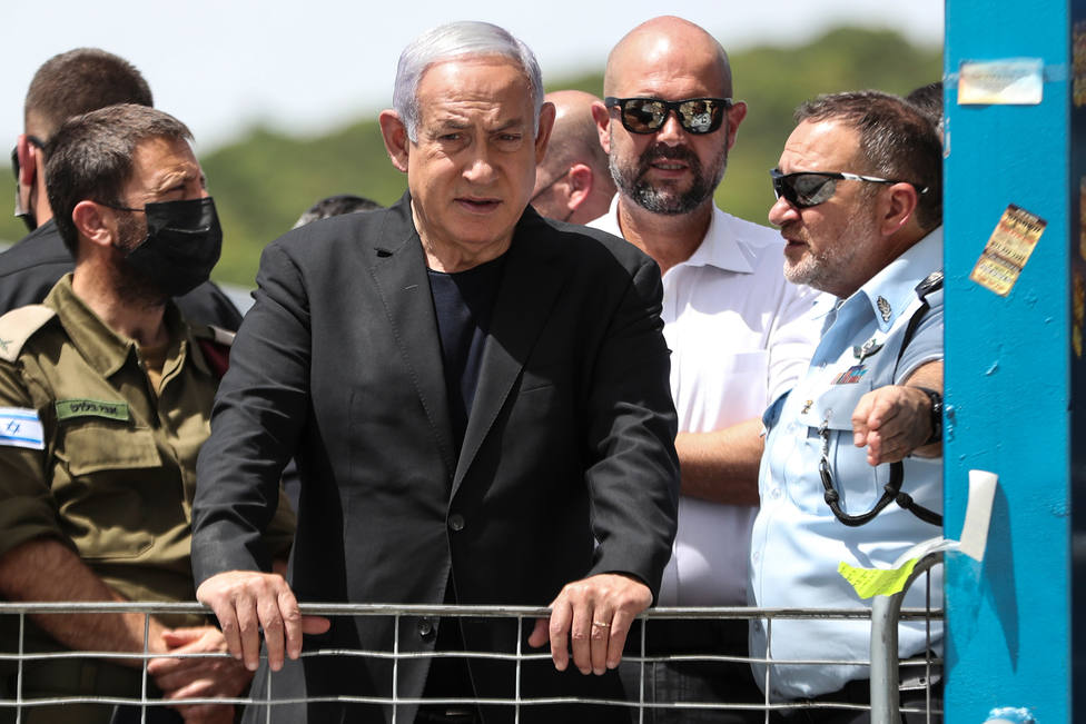 Netanyahu considera moral y justa la operación del Ejército de Israel sobre la Franja de Gaza