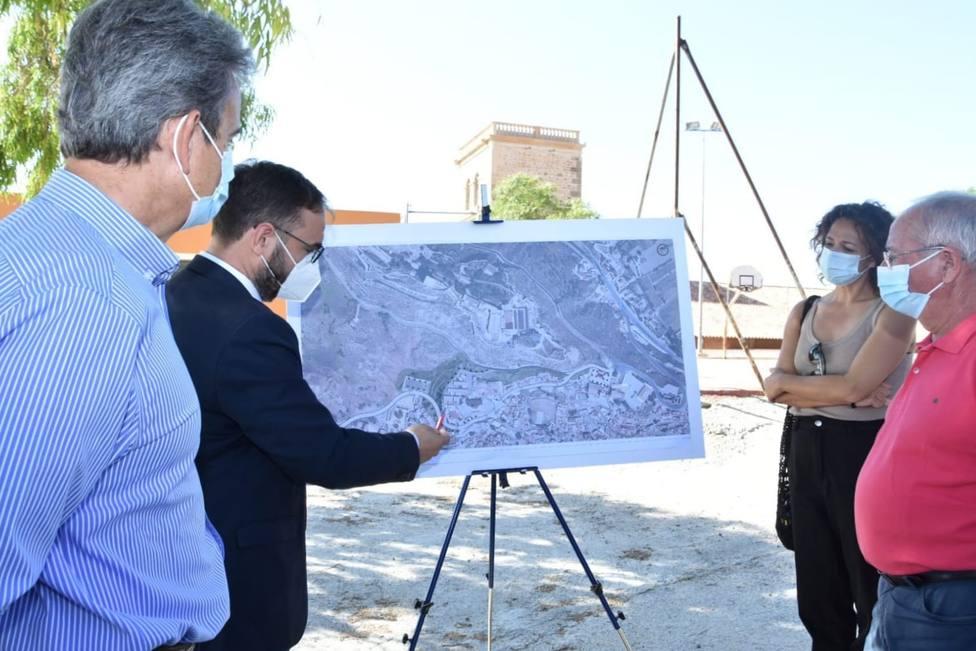 El Ayuntamiento de Lorca aprueba inicio de la licitación de las obras de construcción Vial de Barrios Altos