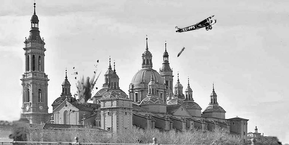 ctv-vb5-bombas-pilar zaragoza-ayer-y-hoy