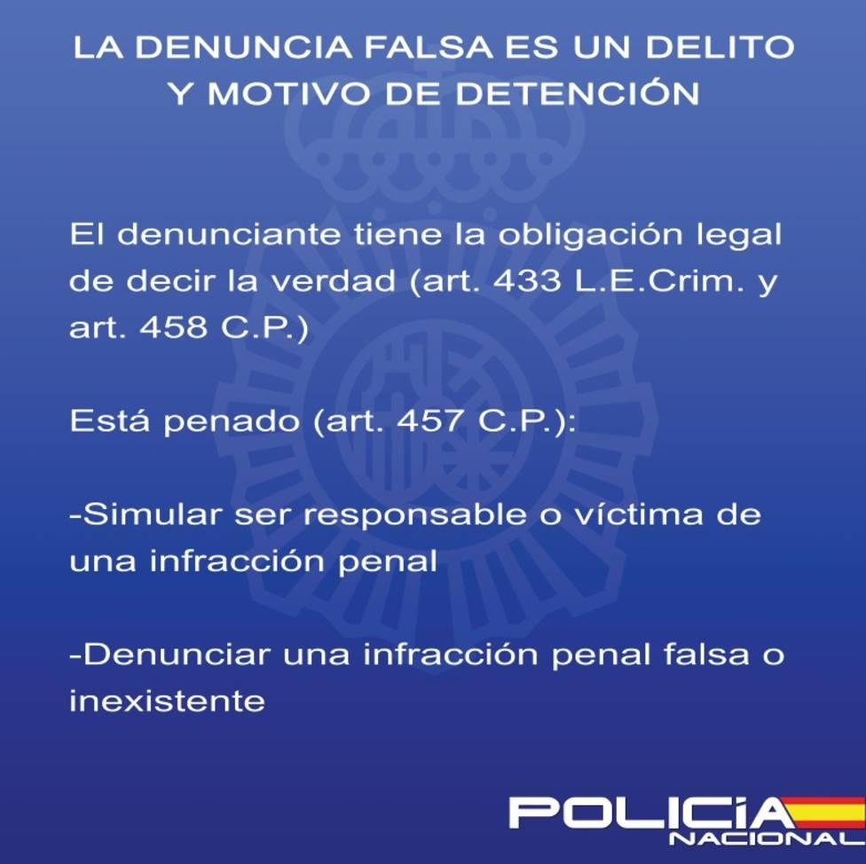 Detienen en El Ejido a un hombre que simuló el robo 3.000 euros de su cuenta bancaria