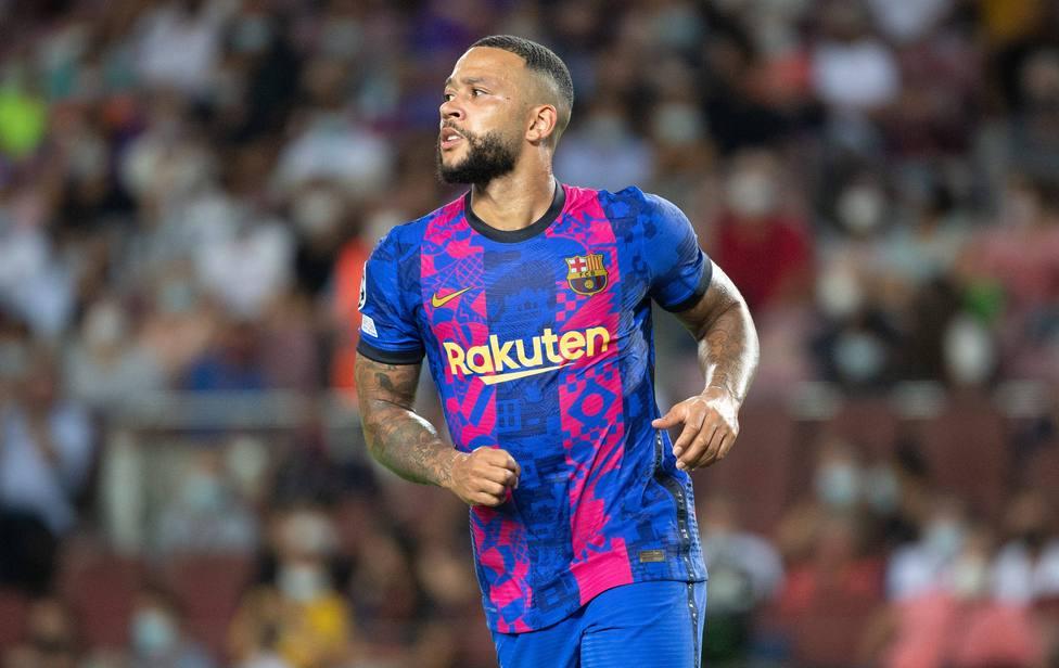 Memphis, sobre los títulos con el Barça: Veré si puedo encontrar espacio para tatuarme los trofeos