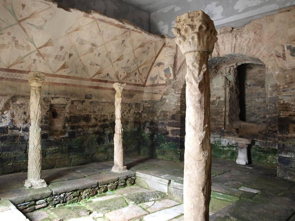 Templo de Santa Eulalia de Bóveda