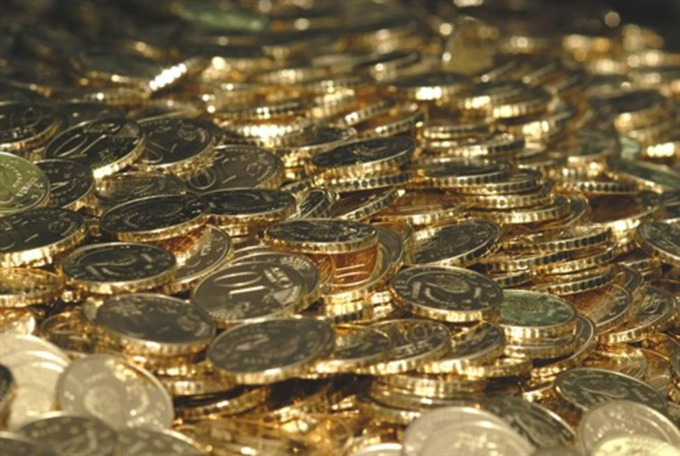 Monedas de céntimos de euro