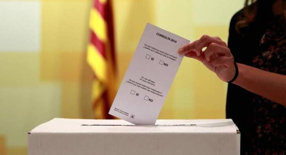 Protección de Datos investiga el censo del referéndum del 1-O