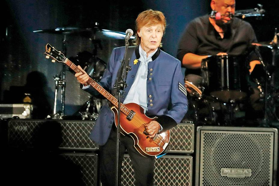 McCartney: Lennon solo alabó uno de mis temas, Here, There and Everywhere