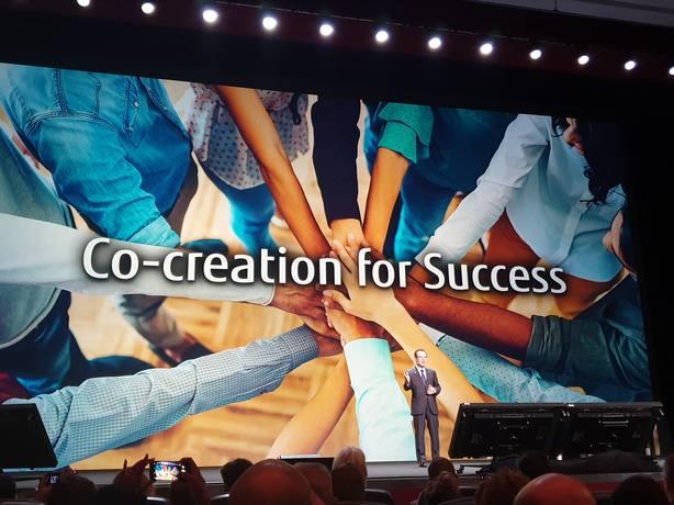 Fujitsu se centra en sus soluciones para empresas en Fujitsu Forum 2018