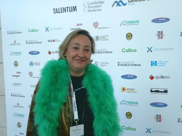 Ángela Nieto: Nos gustaría mucho considerar el cáncer como enfermedad crónica, y en muchos tipos ya se está logrando