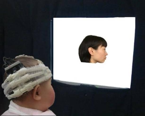 Un estudio revela que los bebés no reconocen las caras de perfil hasta los 6 meses de edad