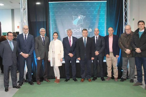 Inauguracion de las nuevas instalaciones de FISSA