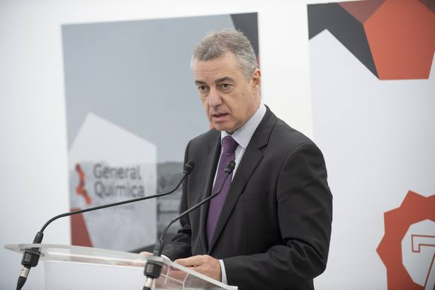 Urkullu cree que la figura de un relator es buena para Cataluña, Euskadi y el Estado español