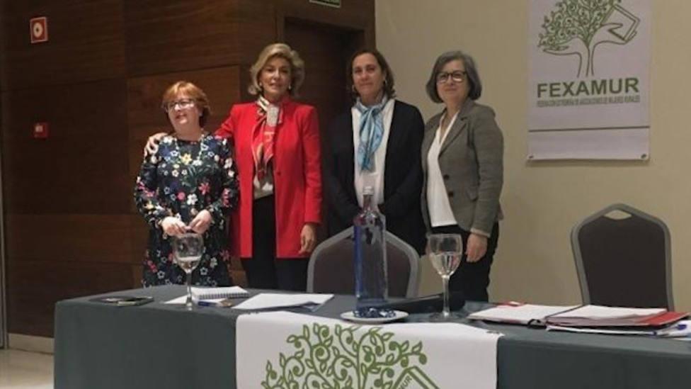 Cristina Herrera, nueva presidenta de la Federación Extremeña de Mujeres Rurales