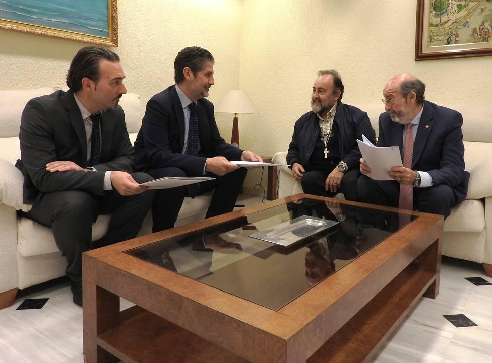 Firma del Convenio con la Fundación Bangassou