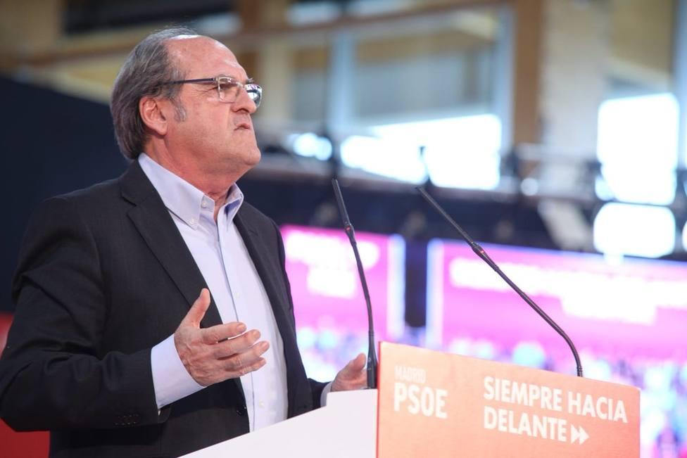 Gabilondo promete un gobierno paritario y una Comunidad comprometida con el feminismo