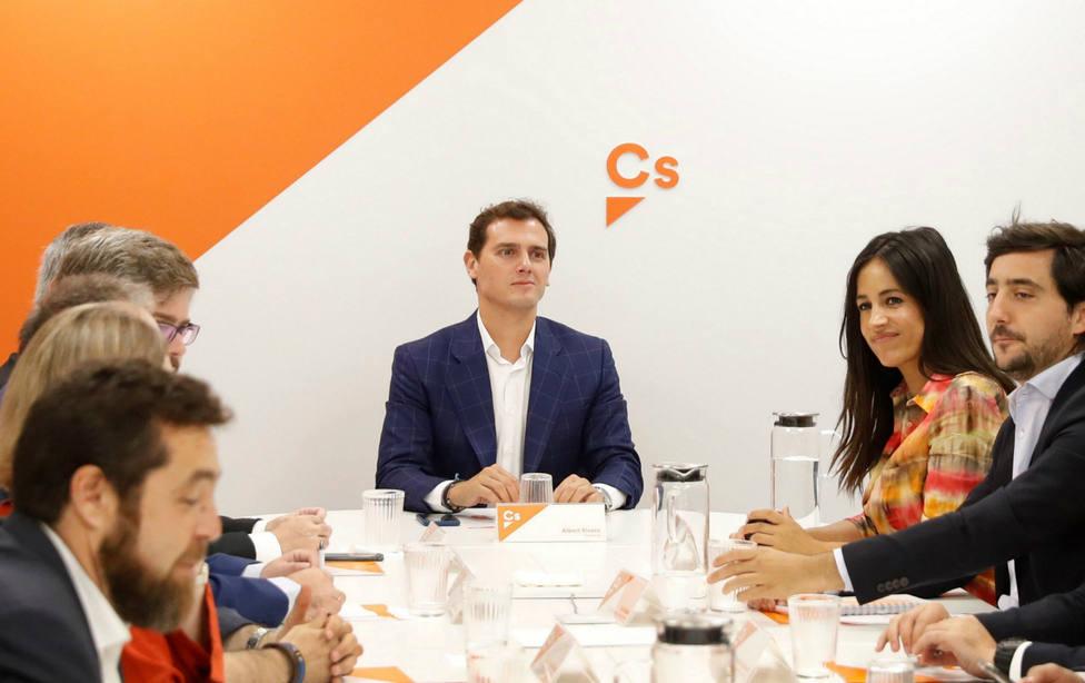 Rivera desmiente que haya firmado un acuerdo para gobernar con Vox en la Comunidad de Madrid