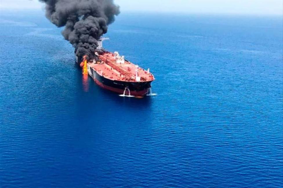 Japón duda de EE.UU. y pide más pruebas sobre la autoría de Irán en ataque a los petroleros