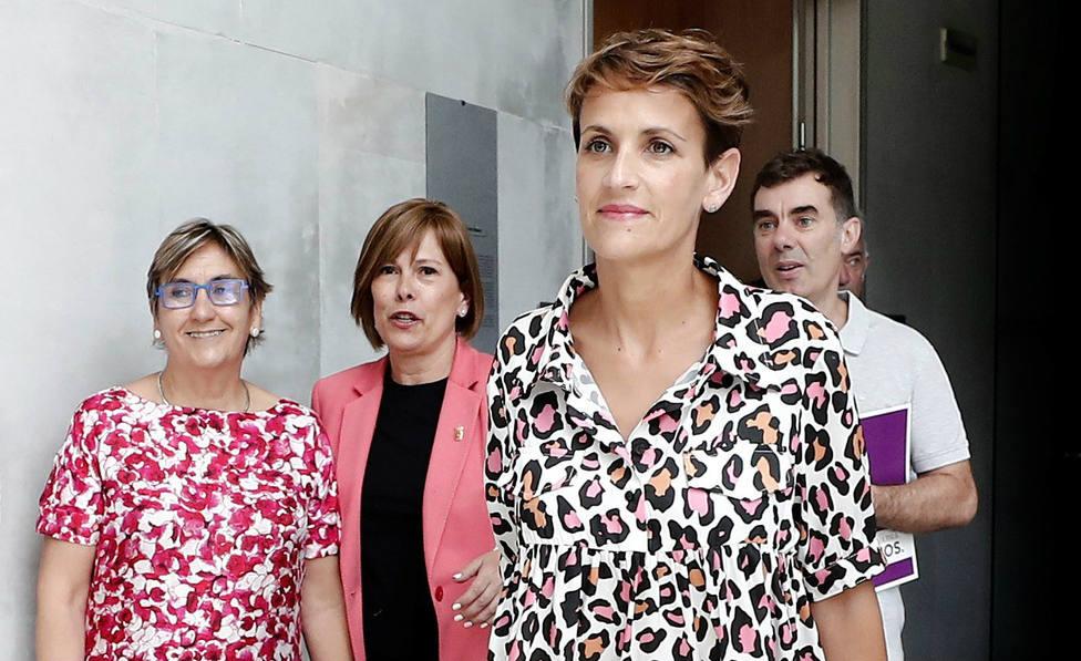 El PSN firma con los nacionalistas la creación de una Comisión Navarra-Estado