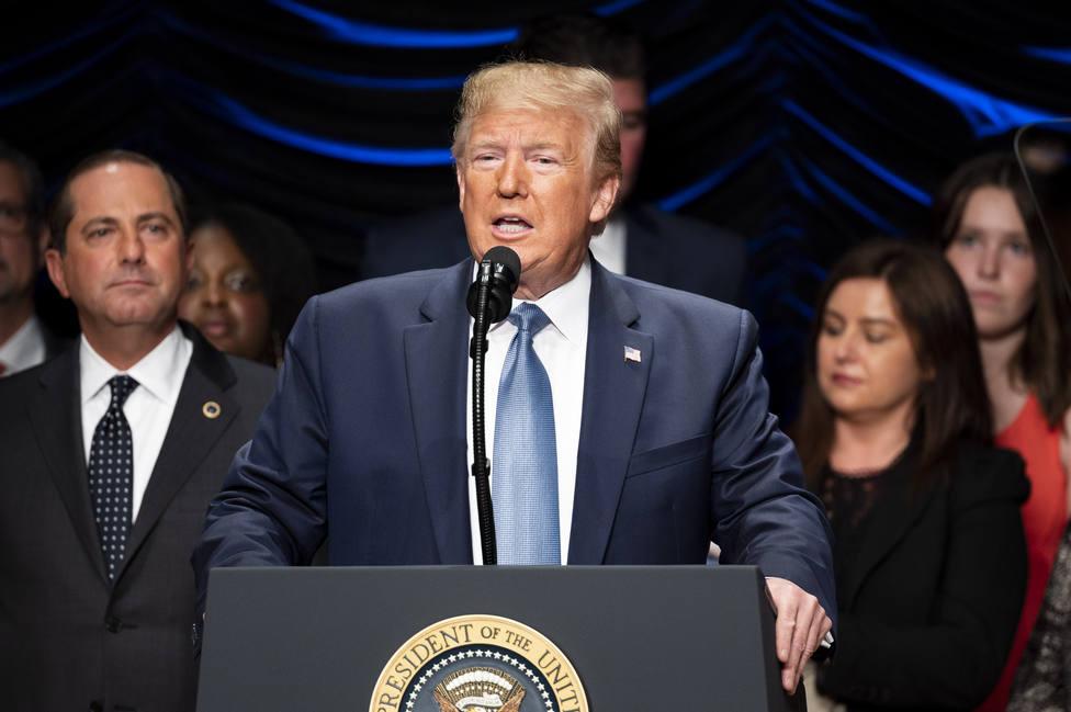 Trump declara la emergencia en Luisiana ante la llegada de la tormenta tropical Barry