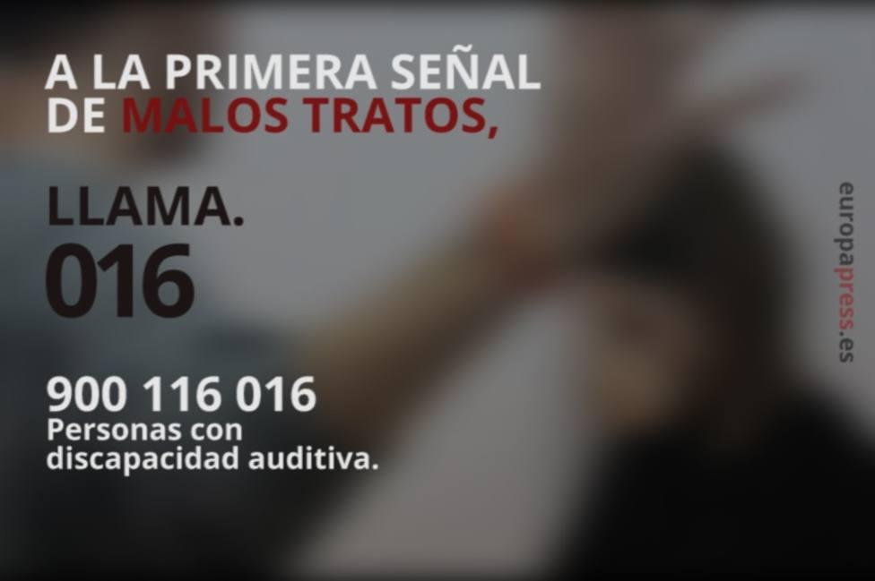 Carmona (CGPJ): Confundir violencia de género con doméstica manda un mensaje absolutamente desgarrador a las víctimas