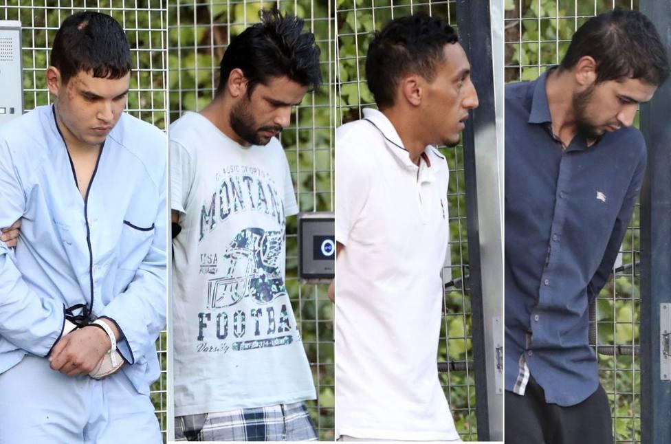 Los detenidos por los atentados en Cataluña no serán juzgados por los 16 crímenes