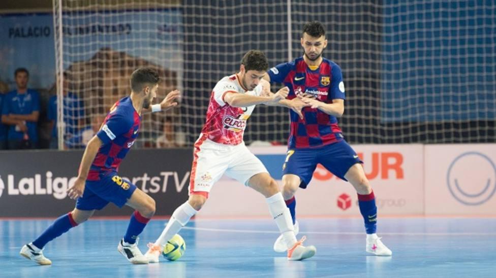 ElPozo Murcia FS sigue acumulando derrotas en las finales