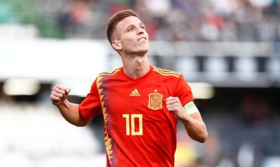 Crónica del España - Montenegro, 2-0