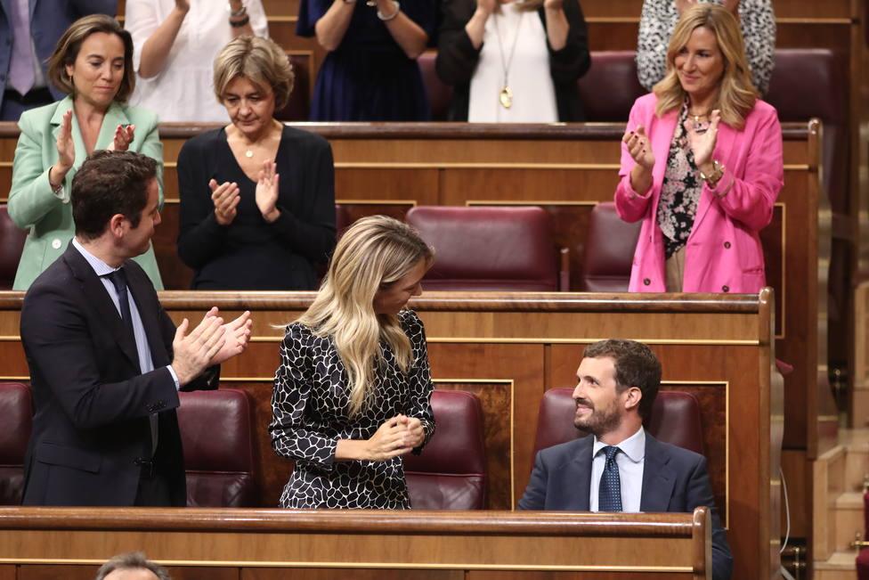 Casado afea a Sánchez su negociación y Rivera avisa: rechazará al comisario de Justicia si no reforma la euroorden