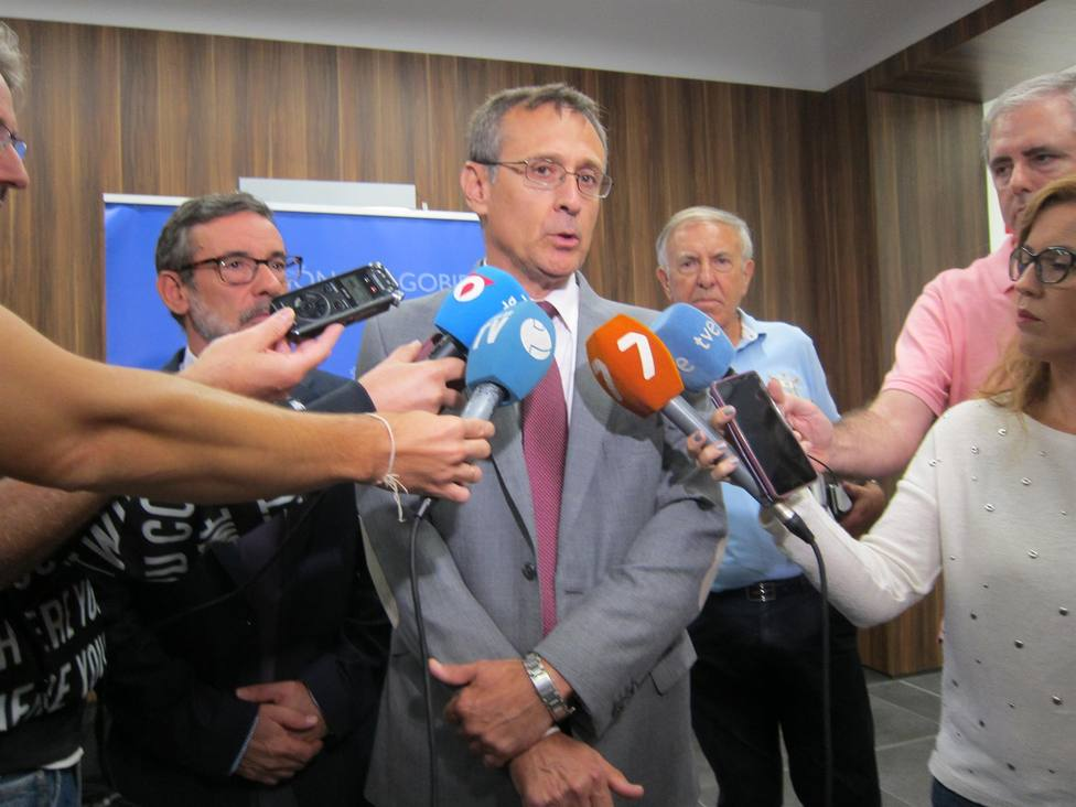 El delegado regional de la AEMET dice que Lo peor está por llegar