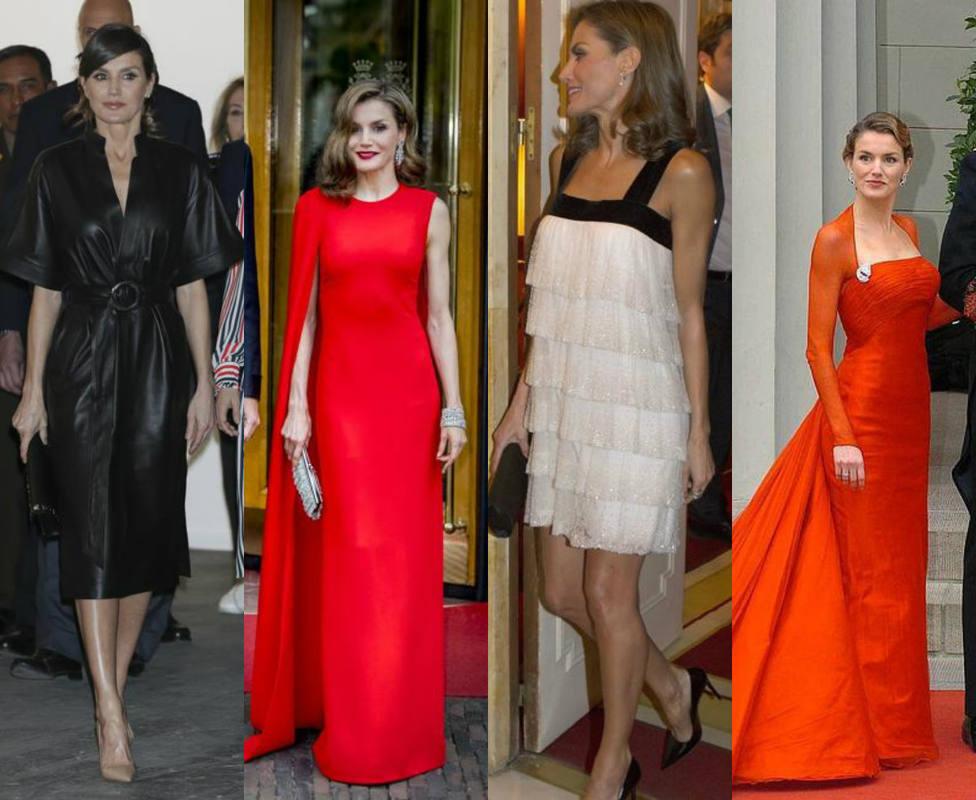 Los outfits más comentados de la Reina Letizia
