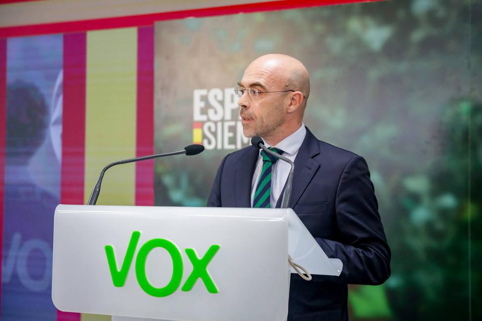 Vox celebra los resultados y advierte que el TC va a tener bastante trabajo