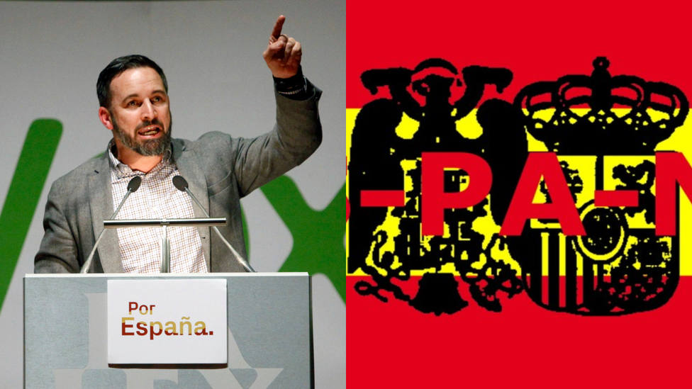 El cuadro de un ayuntamiento de Baleares que indigna a Vox por burlarse de España