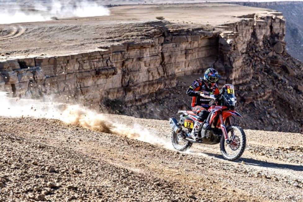 Joan Barreda gana su primera etapa en este Dakar