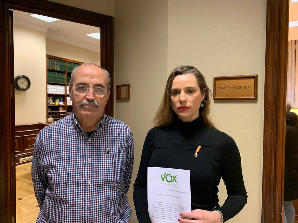 Vox pide en el Congreso declarar zona afectada por emergencia las provincias afectadas por Gloria