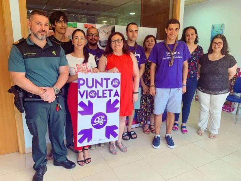 La Concejalía de Igualdad comienza un proceso de selección de voluntarios para el Punto Violeta