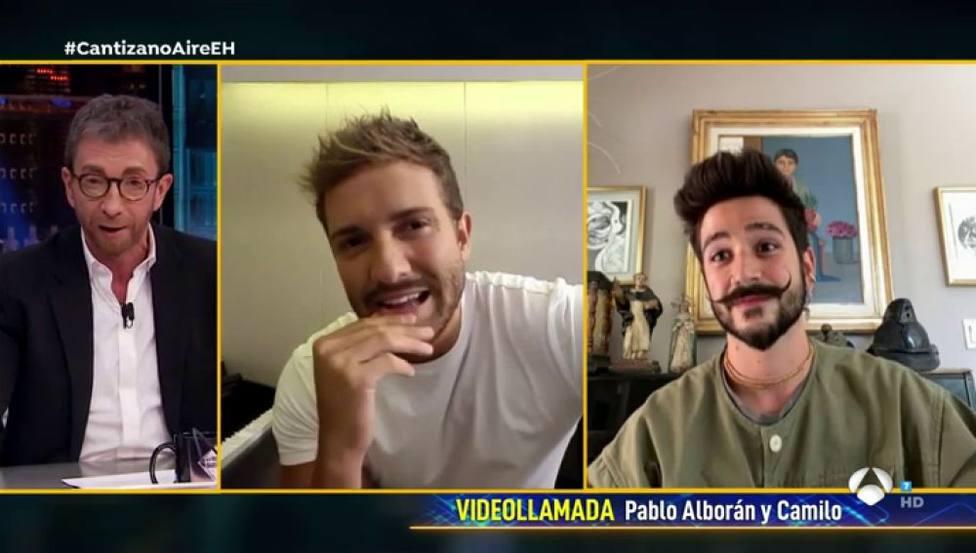 Pablo Alborán sorprende a todos confesando a que artista comenzó imitando