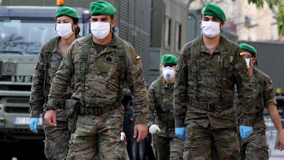 El Ejecutivo despliega al Ejército para frenar los efectos del brote en los  límites entre Huesca y Lérida - España - COPE