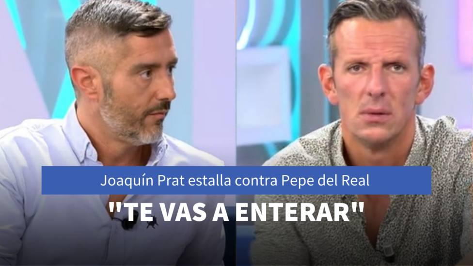 Pepe del Real y Joaquín Prat (Telecinco)