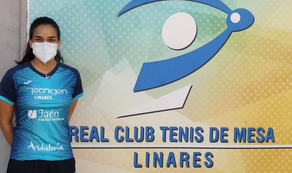 Eva Michael Brito llega al Tecnigen Linares