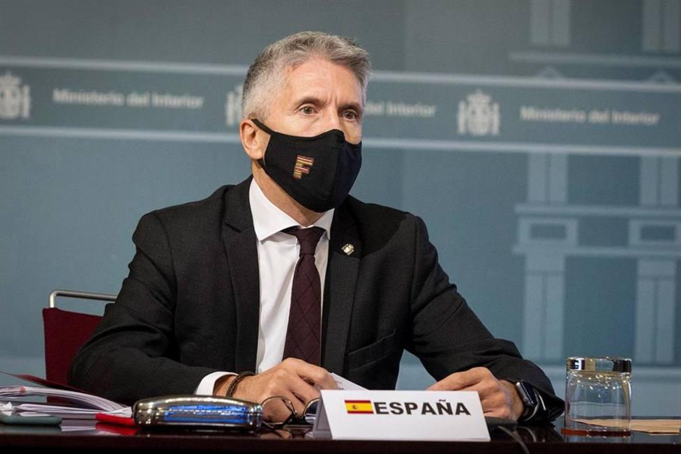 El ministro de Interior Fernando Grande Marlaska