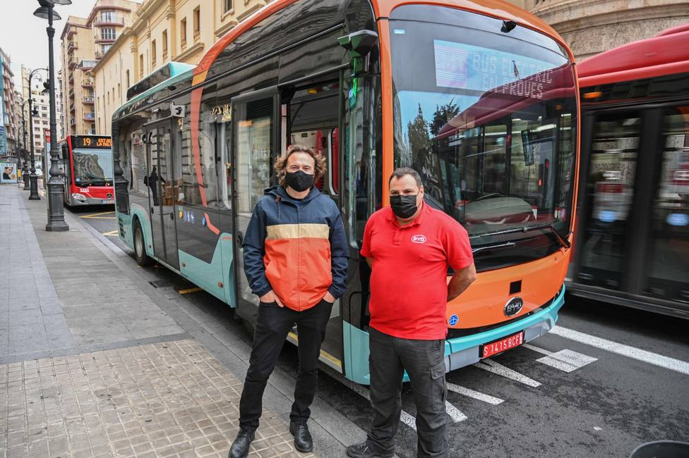Pruebas bus eléctrico