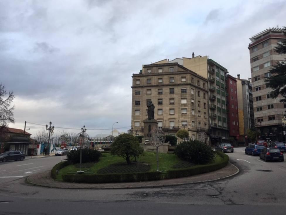 Plaza Concepción Arenal