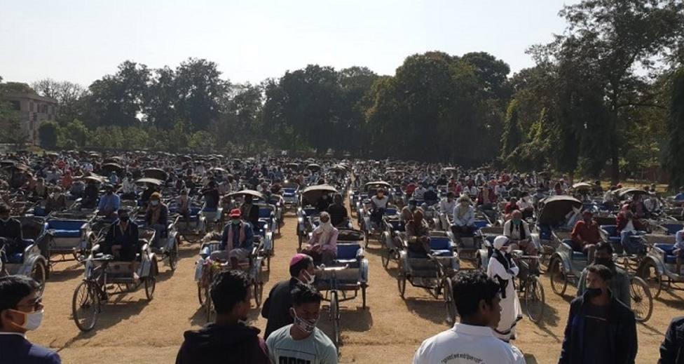 Así ha celebrado la Navidad una diócesis de la India, poniendo en el centro a los más pobres