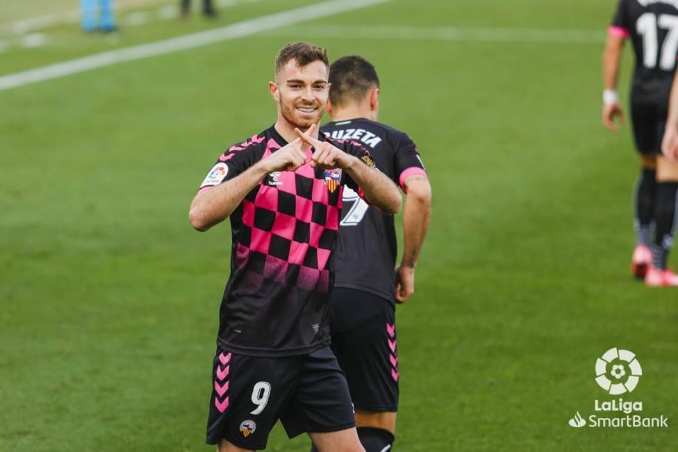 Juan Hernández marca su tercer gol en liga para dar un punto al Sabadell