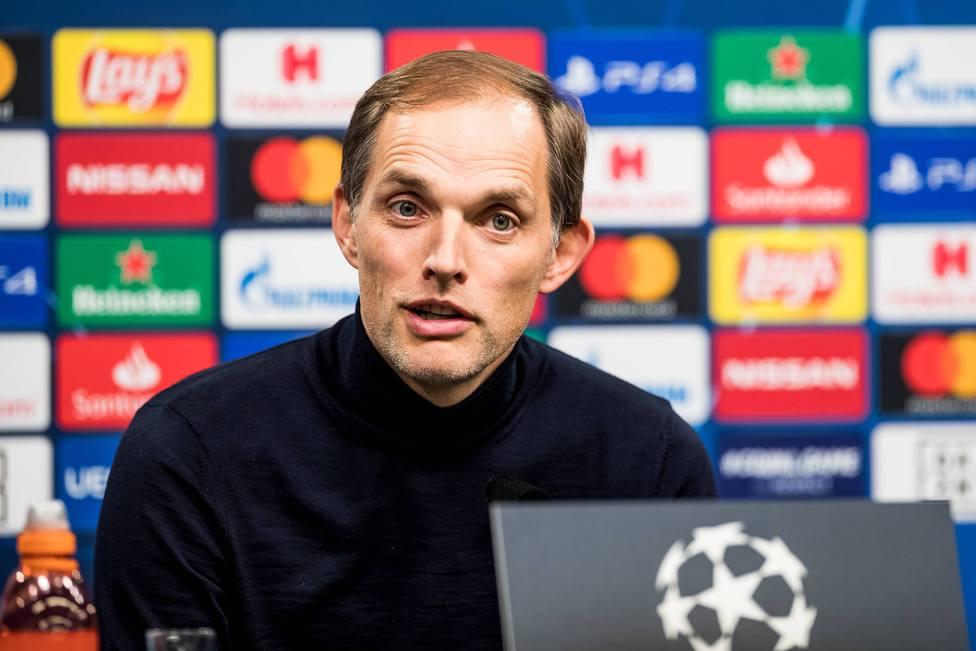Thomas Tuchel (Trainer FC Paris Saint-Germain), Champions Le