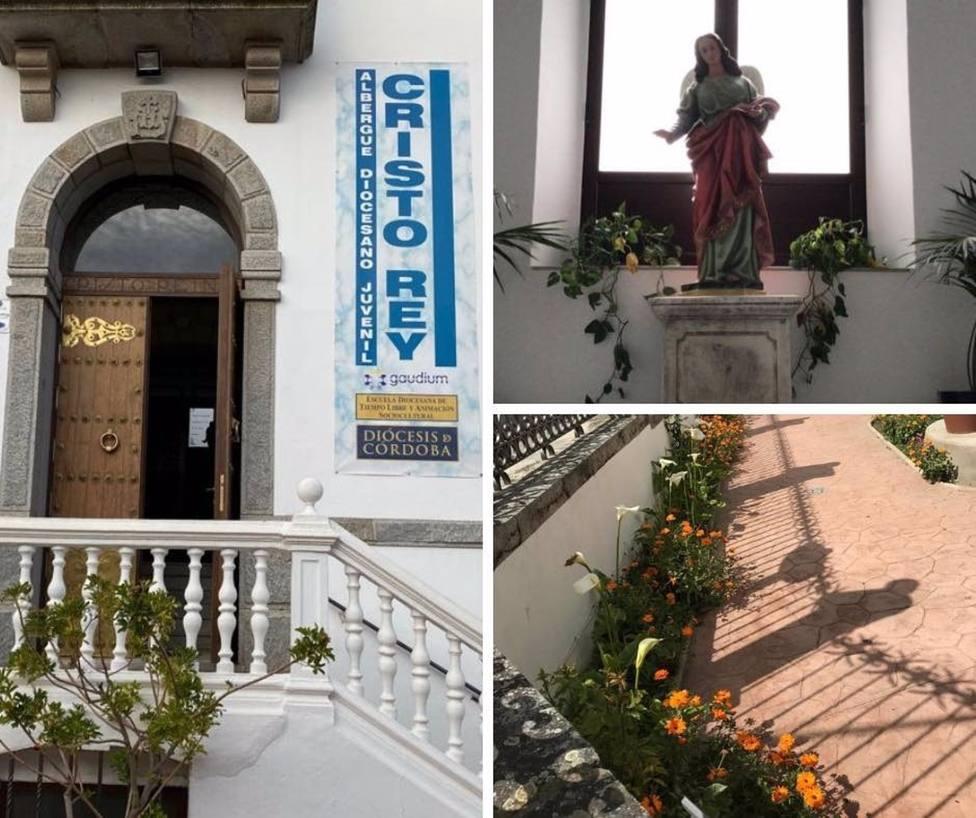 La Diócesis de Córdoba reabre el Albergue Juvenil Cristo Rey
